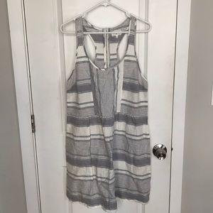 Lou & Grey racer back dress